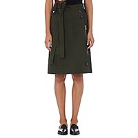 Each X Other Women's Military Two Tone Skirt Blue