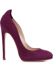 Chloe Gosselin 'Datura' Pumps Pink And Purple