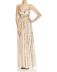 Free People Only In Dreams Party Sequin Gown Pink