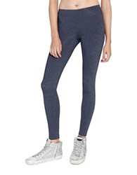 David Lerner Classic Elastic Waist Leggings Black