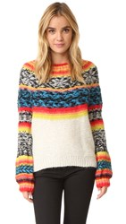 Mes Demoiselles Goyave Sweater Bright Multi