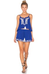 Reverse Fortune 2 Piece Set Blue