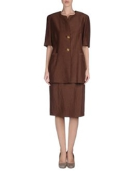 Cantarelli Women's Suits Dark Brown