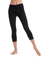 Danskin Capri Leggings Black