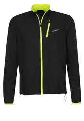 Craft Devotion Sports Jacket Black Flumino