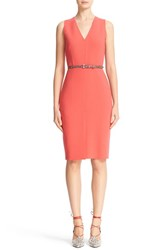 Max Mara Women's Cammeo Belted Sheath Dress