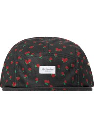 The Hundreds Black Rose Five Panel