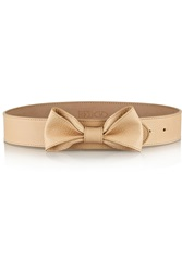 Red Valentino Leather Waist Belt