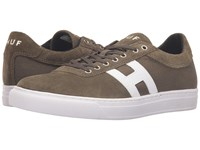 Huf Soto Olive Men's Skate Shoes