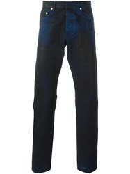 Christian Dior Homme Straight Jeans Blue