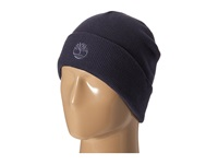 Timberland Th340037 Solid Knit Watch Cap Navy Caps