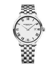 Raymond Weil Men's Toccato Stainless Steel Bracelet Watch Two Tone