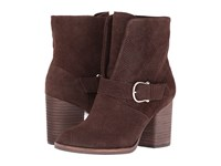 Isola Lavoy Coffee Cow Suede Women's Boots Brown