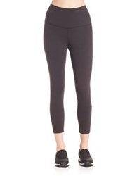 Beyond Yoga High Waist Capri Leggings Black