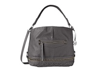 Jessica Simpson Margaret Crossbody Hobo Slate Grey Hobo Handbags Multi