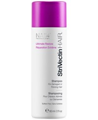 Strivectin Hair Ultimate Restore Shampoo 2 Oz