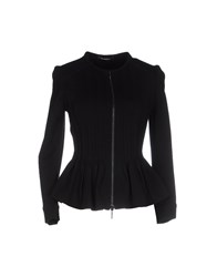 Plein Sud Jeanius Suits And Jackets Blazers Women Black