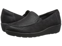 Easy Spirit Kinsella Black Fabric Women's Shoes
