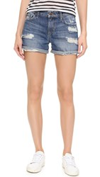 Joe's Jeans Collector's Edition Rolled Shorts Ryla