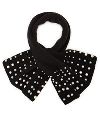 Cc Black Pearl Knit Collar