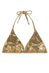 Lagent By Agent Provocateur Sevilla Bikini Top Gold