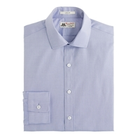 Thomas Mason For J.Crew Ludlow Shirt In Royal Oxford Cambridge Blue
