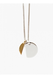 Maison Martin Margiela 11 Men's Broken Disc Pendant Necklace