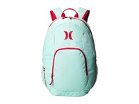 Hurley Puerto Rico One And Only Backpack Med Mint Backpack Bags Green