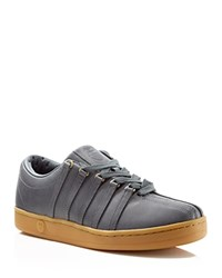 K Swiss The Classic Sneakers Compare At 100 Charcoal