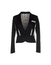 Blumarine Suits And Jackets Blazers Women Black