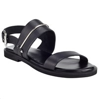 Kin By John Lewis Lillesand Double Strap Sandals Black