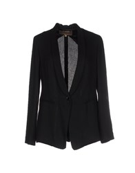 Space Style Concept Suits And Jackets Blazers Women Black
