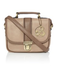 Ollie And Nic Lou Neutral Crossbody Neutral