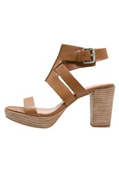 Marc O'polo Sandals Cognac