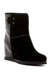 Marc By Marc Jacobs Wedge Ankle Boot Black