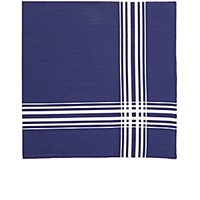 Simonnot Godard Men's Montmarte Handkerchief Navy