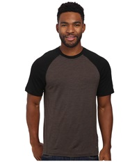 Smartwool Nts Micro 150 Combo Tee Taupe Men's T Shirt