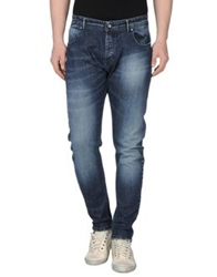 S D Side Denim Pants Blue