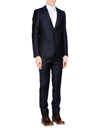 Prada Suits Dark Blue