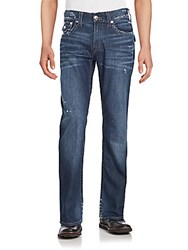 True Religion Straight Fit Jeans Cool Blue