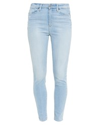 Paige Margot Ultra Skinny Jeans Light Blue Denim