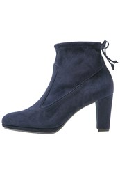 Peter Kaiser Cesy Ankle Boots Notte Blue