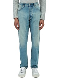 Ami Alexandre Mattiussi Fit Straight Cut Jeans Blue