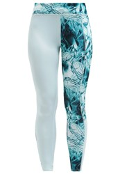 Adidas Performance Tights Vapour Green