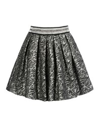 George J. Love Skirts Knee Length Skirts Women Grey
