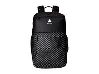 Burton Traverse Backpack Black Polka Dot Tarp Backpack Bags