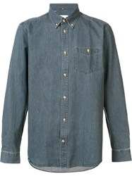 Wesc 'Oke' Shirt Grey