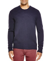 The Men's Store At Bloomingdale's Cashmere Diamond Pattern Sweater