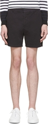 Band Of Outsiders Midnight Blue Denim Shorts
