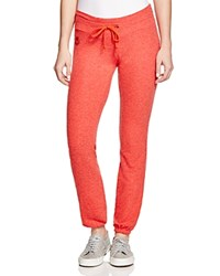 Wildfox Couture Wildfox Essential Skinny Sweatpants Holiday Red